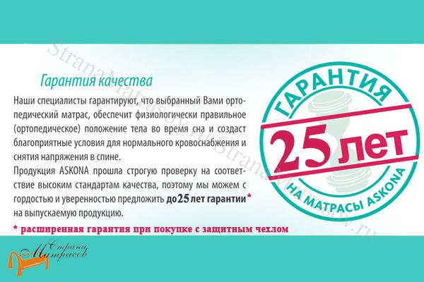 Аскона Матрас Fitness Sprint (7зон)