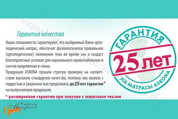 Аскона Матрас Fitness Formula (7зон)