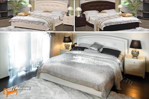 Аскона -  Кровать двуспальная Grace