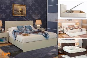 Аскона - Кровать Isabella с подъемным механизмом