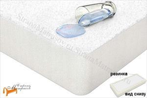 Аскона -  Водонепроницаемый чехол для матраса PROTECT-A-BED Plush (наматрасник)
