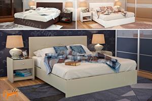 Аскона -  Кровать двуспальная Isabella