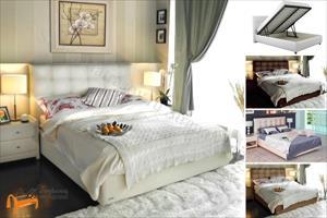 Аскона - Кровать Amelia с подъемным механизмом