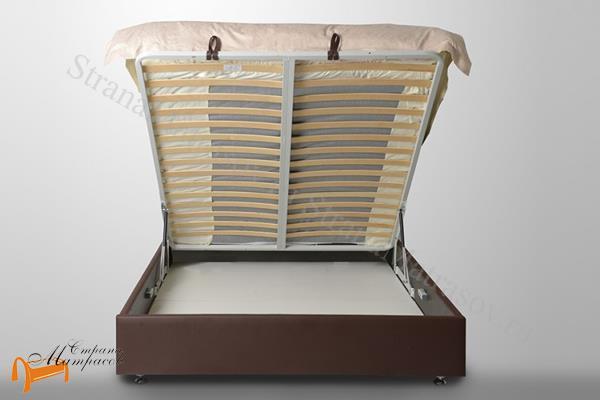 Аскона Кровать Simona с подъемным механизмом