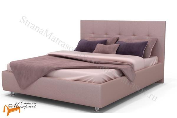 Аскона Кровать Greta с подъемным механизмом , крепления, кровать Марта, кровать Marta, грейс
