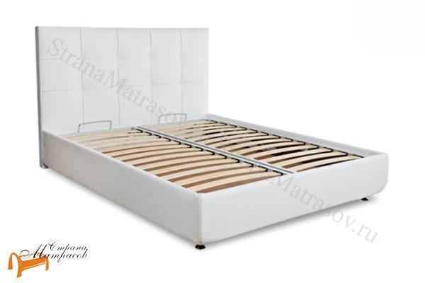 Аскона Кровать двуспальная Sandra с подъемным механизмом