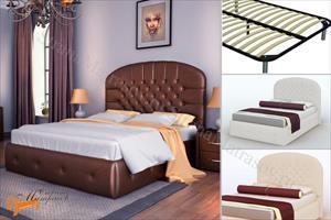 Lonax - Кровать Венеция с основанием