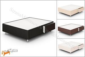 Lonax - Кровать Box Maxi Drawer с основанием (2 ящика)