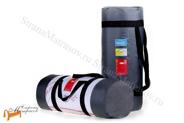 Lonax Наматрасник Thermo Cool Theta , полный климат-контроль сна, уникальная технология  производства латекса, Термо кул, латекс, Theta Comfort