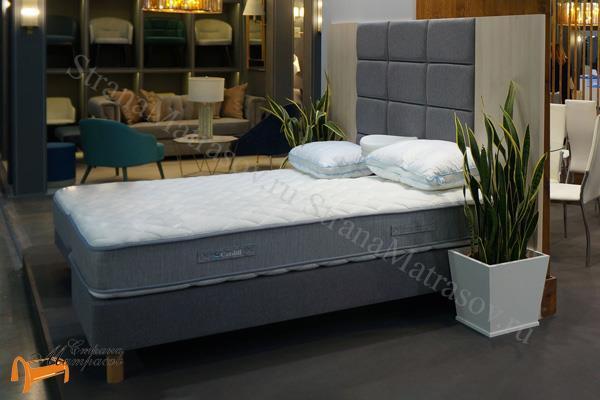 Орматек Кровать Vacancy Home (с бортиком) , кровать валенси, кровать без изголовья, для отеля