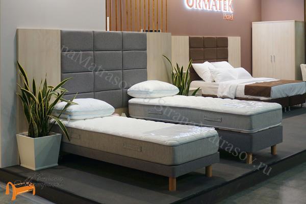 Орматек Кровать Motel Home , кровать мотел хоум, без изголовья, для отеля