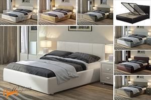 Орматек - Кровать Como 3 с подъемным механизмом