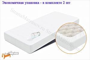 Орматек - Наматрасник влагонепроницаемый Dry - чехол, двойная упаковка