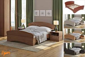 Орматек -  Кровать Соната  с ортопедическим основанием