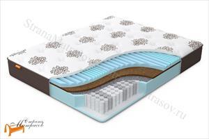Орматек - Матрас Comfort Prim Middle (SmartSpring 500) 15 зон
