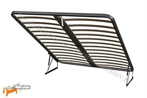 Орматек - Основание для кровати металлическое Летто Медио с подъемным механизмом
