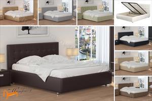 Орматек -  Кровать Como 1 с подъемным механизмом (Комо 1)