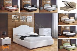 Орматек - Кровать Como 7 с подъемным механизмом