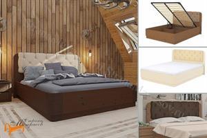 Орматек - Кровать Wood Home 1 с подъемным механизмом
