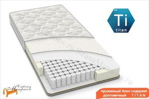 Орматек - Ортопедический матрас Adrenaline Titan 420