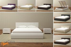 ProSon - Кровать Varna с подъемным механизмом