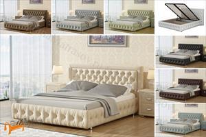 Орматек -  Кровать Como 6 с подъемным механизмом (Комо 6)