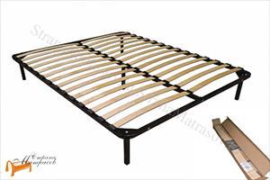 Орматек - Основание для кровати разборное металлическое New с ножками