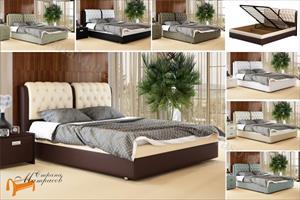 Орматек -  Кровать Como 5 с подъемным механизмом (Комо 5)