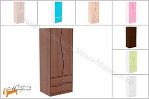 Орматек - Шкаф 2-х дверный Соната Junior (глубина 580 мм)