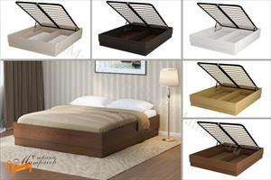 Орматек - Кровать Короб с бортами с подъемным механизмом