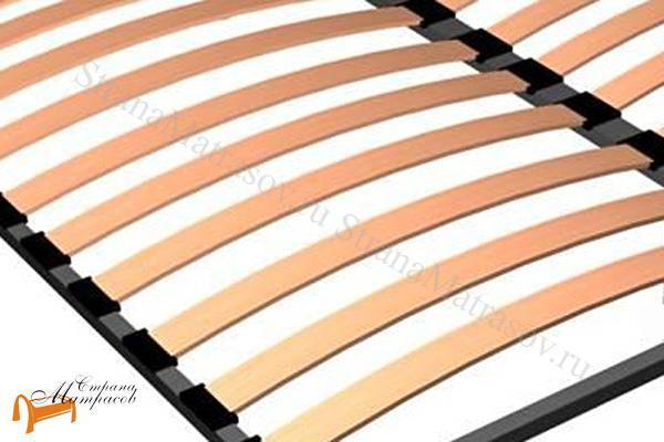 Райтон Кровать Garda 3 с основанием , березовые ламели