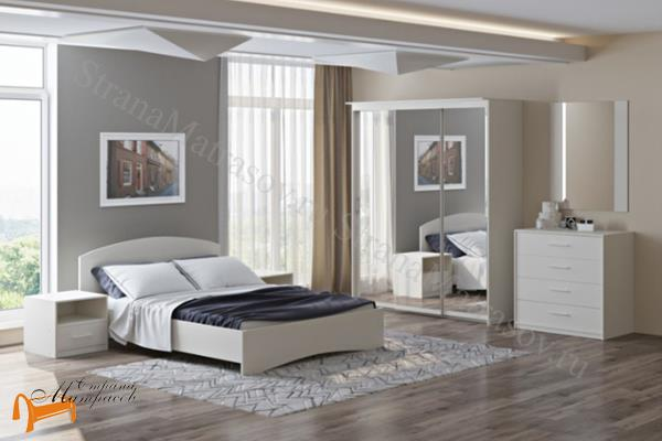 Орматек Детская кровать (подростковая) Этюд с подъемным механизмом  , лдсп, белый, белая,  ящик.
