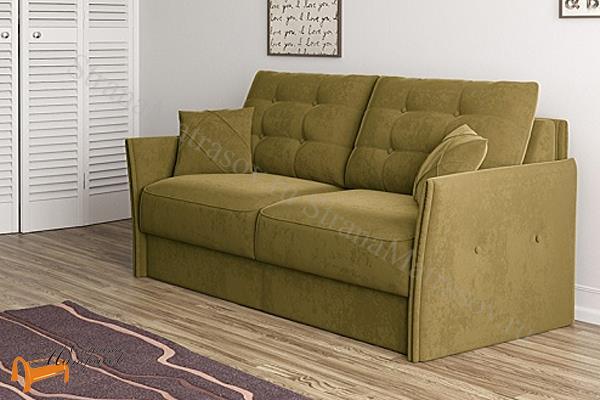 Орматек Диван Synergy Compact (с ортопедическим матрасом) , диван, кровать, мягкая мебель, пружинный блок, беспружинный блок, велюр, раскладывается, тип раскладушка, зеленый, белый, кремовый, желтый, черный, коричневый, лимонный, бежевый, красный, голубой