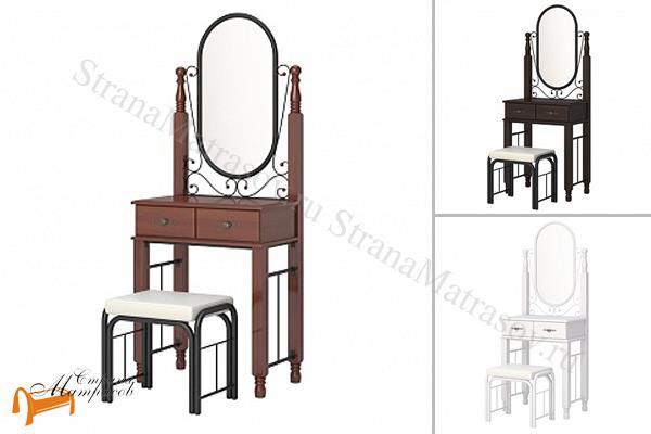 Орматек -  Орматек Туалетный стол с банкеткой Garda 2R