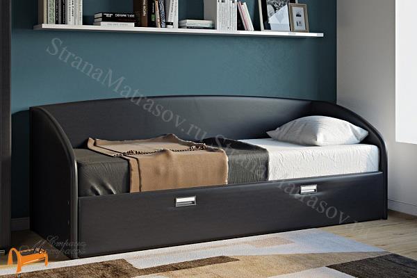 Орматек Кровать Bono с основанием и ящиком (Софа)