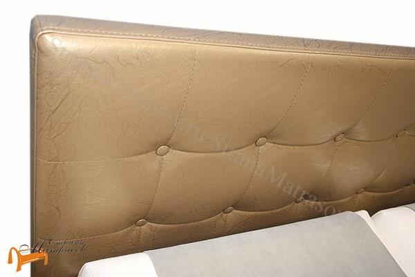 Орматек Кровать Como 1 с подъемным механизмом , спинка