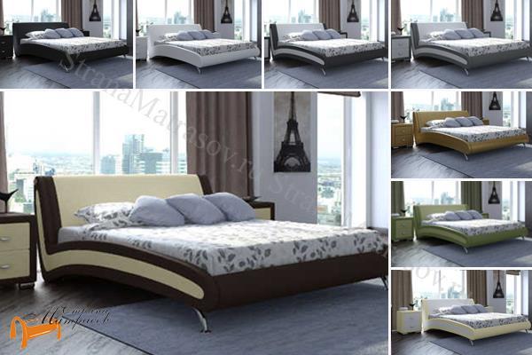 Орматек -  Орматек Кровать двуспальная Corso 2