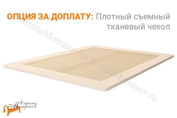Орматек Основание для кровати металлическое, сплошное (неупругое) вкладыш , МДФ, металл, надёжный,