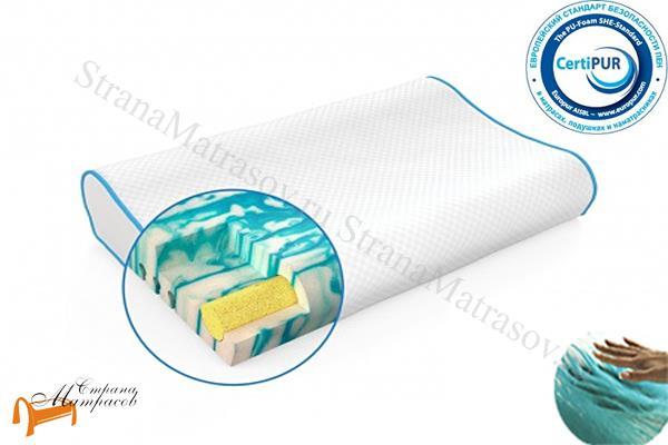 Орматек - подушка Орматек Ocean Wave Cool 40 x 60см