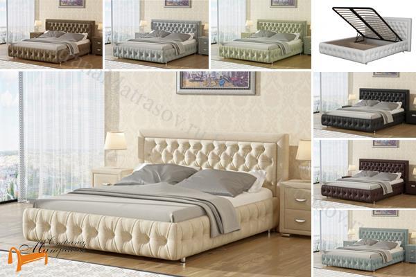 Орматек -  Орматек Кровать Como 6 с подъемным механизмом (Комо 6)