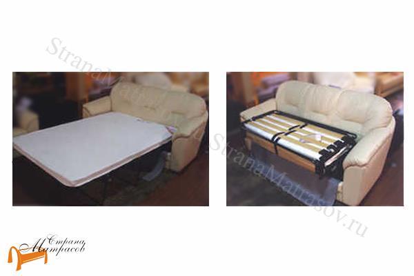 Орматек Матрас SOFTY Plus , тонкий матрас для кроватей - раскладушек