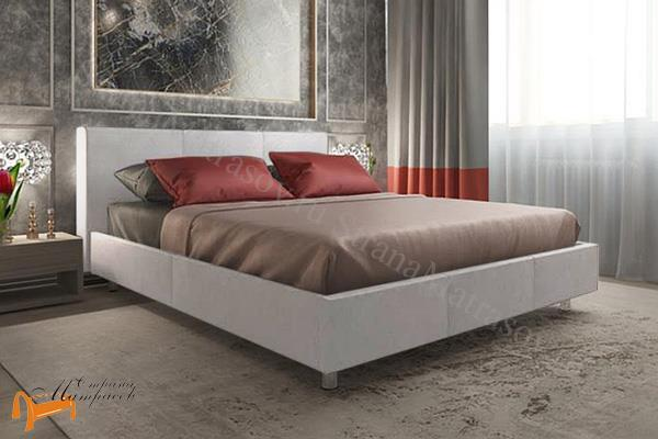 Орматек Кровать Novo с основанием , ново, из ткани, на ножках, складная