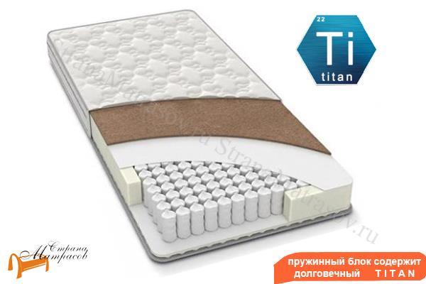 Орматек - Ортопедический матрас Орматек Triumph Titan 420