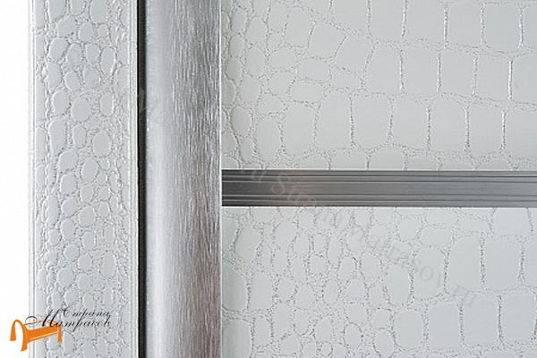 Орматек  купе Orma Soft 2 (экокожа, ткань, зеркало) (глубина 600мм)