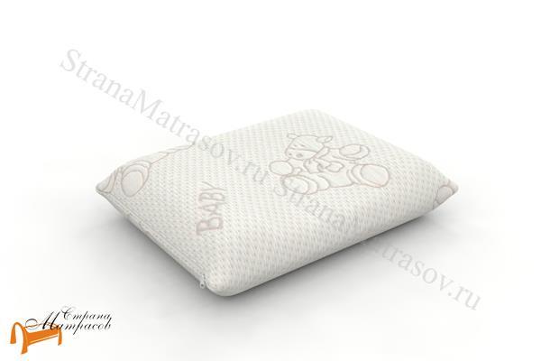 Орматек Подушка детская Baby Soft 32 x 48см , вейби софт, латекс