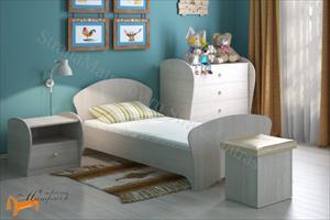 Райтон - детская кровать Райтон Kids с основанием