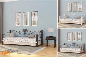 Орматек - Кровать односпальная Garda 2R - софа с основанием