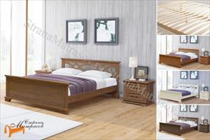 Райтон - Кровать Nika с основанием