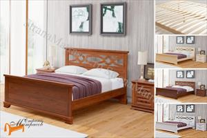 Райтон - Кровать Nika М с основанием