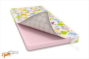 Райтон - Детский ортопедический матрас Baby Sweet (чехол Print)